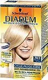 """Schwarzkopf Diadem """"Seiden-Color-Creme"""" Coloration pour cheveux pour couleurs comme Velvet & Silk niveau 3"""
