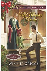 Her Holiday Family (Texas Grooms Book 5) Kindle Edition