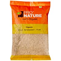 Pro Nature Organic Brown Sonamasoori Rice, 1kg