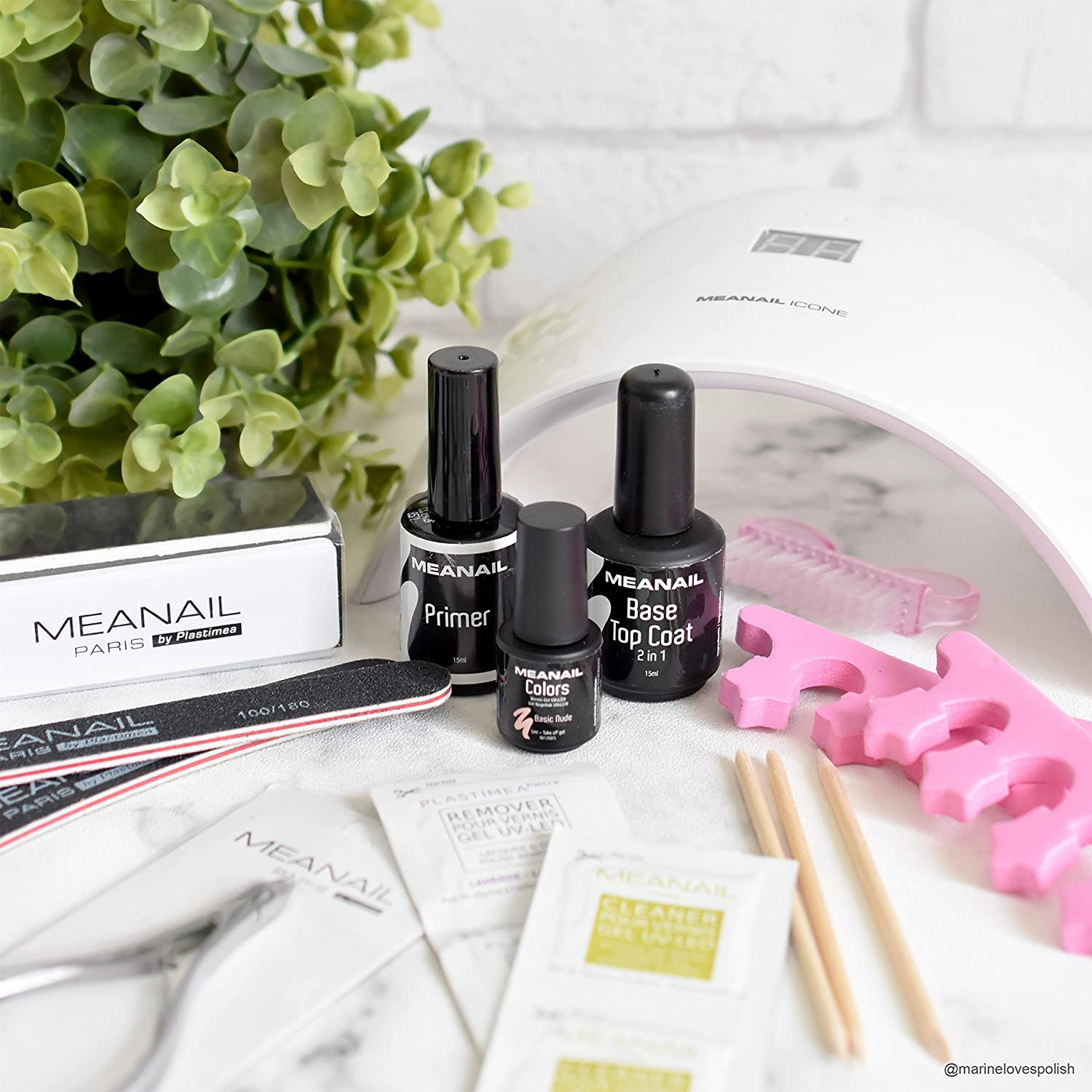 Vernis Permanent1 Semi À Ongles Manucure Permanente 3 Kit gYfyb67