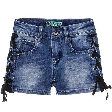 2019 rabatt verkauf klassischer Chic verschiedene Farben BEZLIT Mädchen Jeans Shorts Kurze Hose 22594