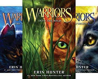 Warriors: The Original Series (Serie de 6 libros) Edición ...