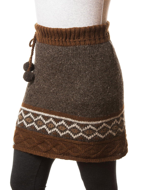 Everest diseños s14202Gemstone Falda de la Mujer