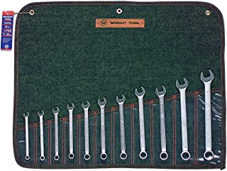 product image for Wright Tool 750 12 Point Metric Combination Wrench Set, 7mm - 19mm (11-Piece)