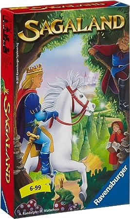 Ravensburger Spiel 23318 Sagaland Junior - Juego de Mesa (versión en alemán): Randolph, Alex, Matschoss, Michel: Amazon.es: Juguetes y juegos