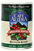 Cafe Altura Ground Organic Coffee, Regular Roast