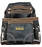 Leather Gold Heavy Duty Tool Pouch | Carpenters
