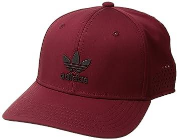 51e2622986e adidas Men s Originals Tech Mesh Structured Snapback Cap