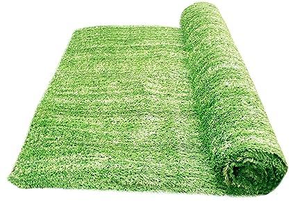 Amazoncom Artificial Grass Area Rug Grass Height 04 Size