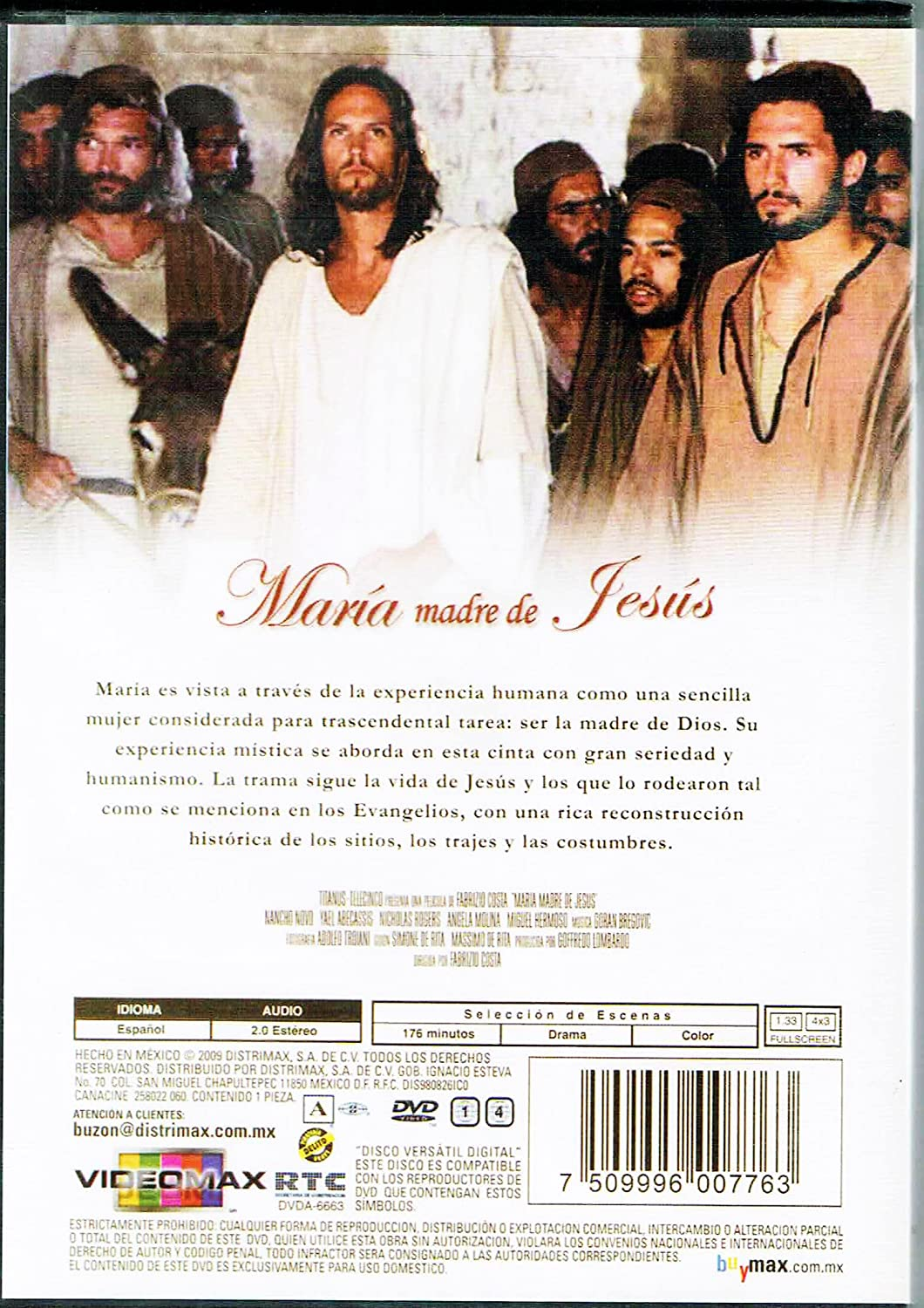 Amazon.com: MARIA MADRE DE JESUS: Movies & TV