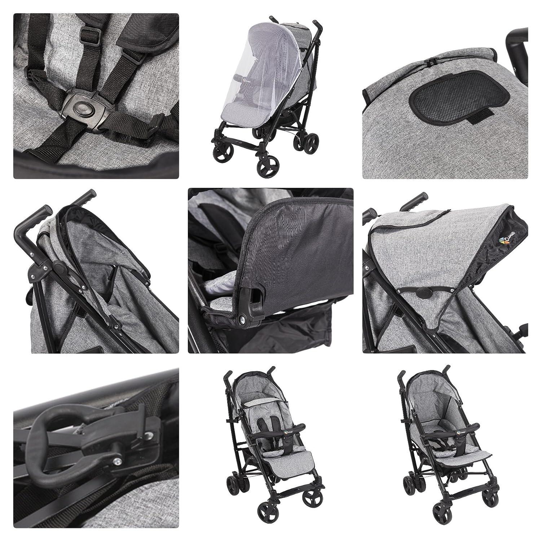 Clamaro Kinderbuggy Kinderwagen Kindersportwagen Baby Sport Jogger City-Go NEU