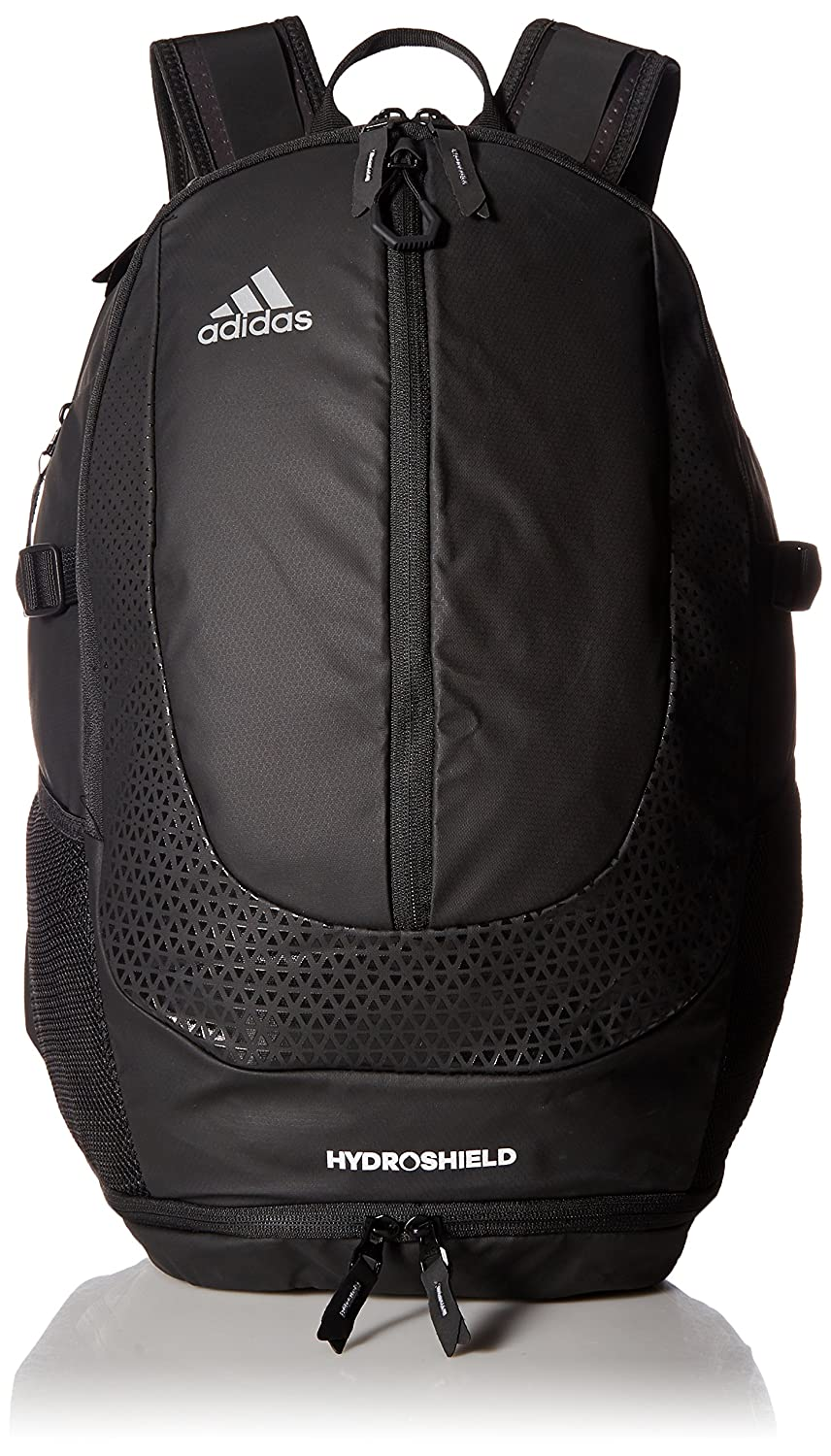 554a8dd16 adidas Primero II Backpack, One Size, Black/White, Gym Bags - Amazon Canada