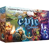 Gamelyn Games Tiny Epic Defenders 2nd Edition Multiplayer Strategy Board Game for Adults, Teens, and Family