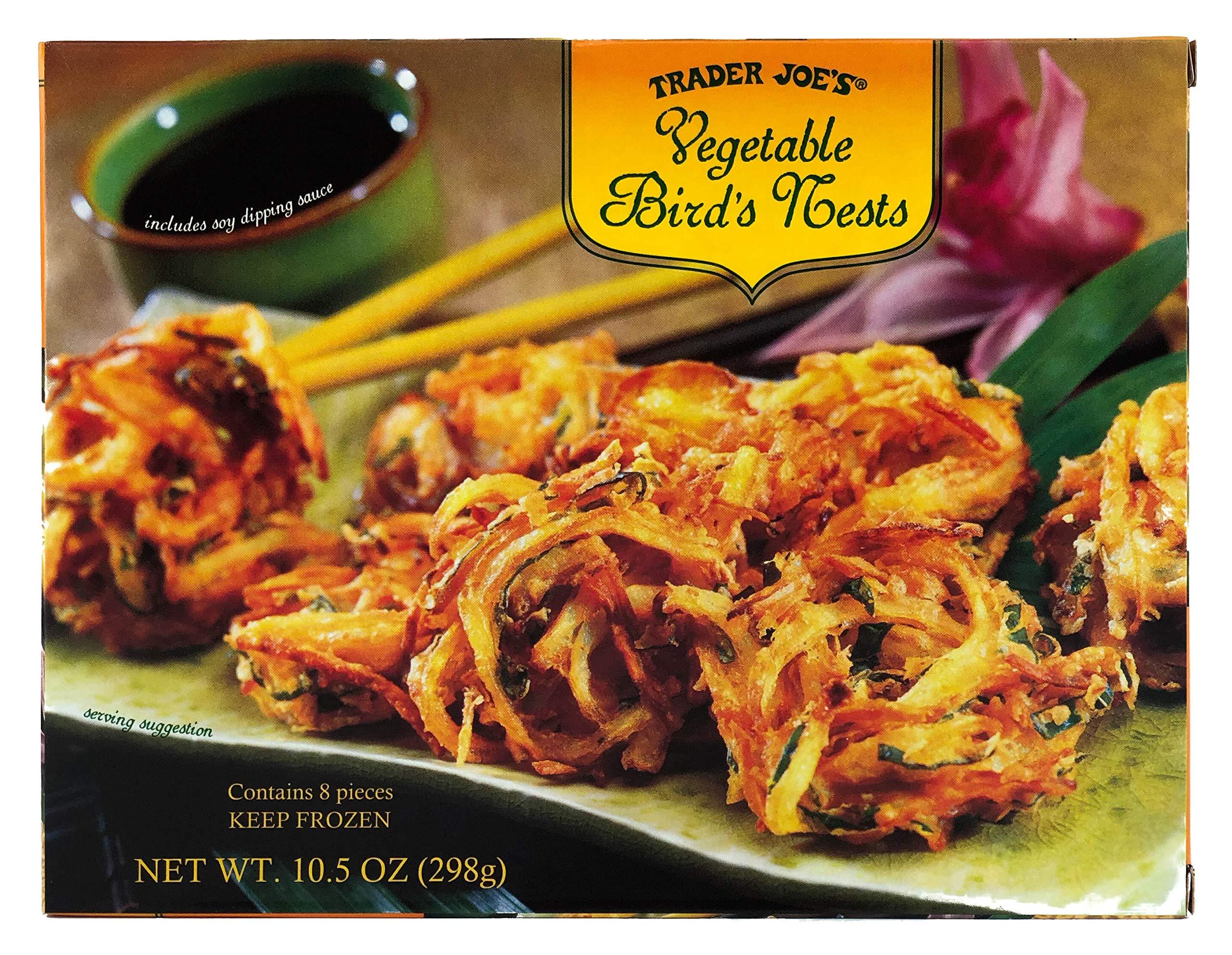 Trader Joe's Vegetable Bird's Nests (6 Pack)