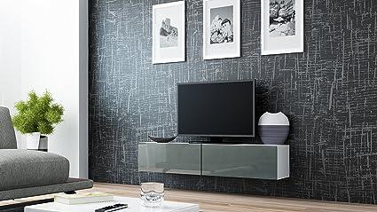 Superior Seattle 65u0026quot; NEW TV Stand   High Gloss TV Stand / Media Shelf European  Design