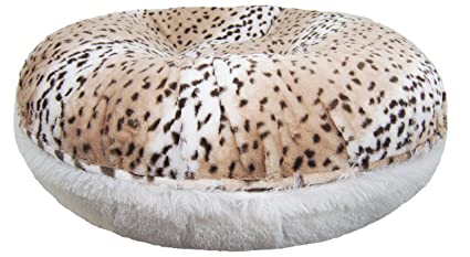 83e1fdfb75df Bessie and Barnie Signature Aspen Snow Leopard   Snow White Luxury Shag  Extra Plush Faux Fur