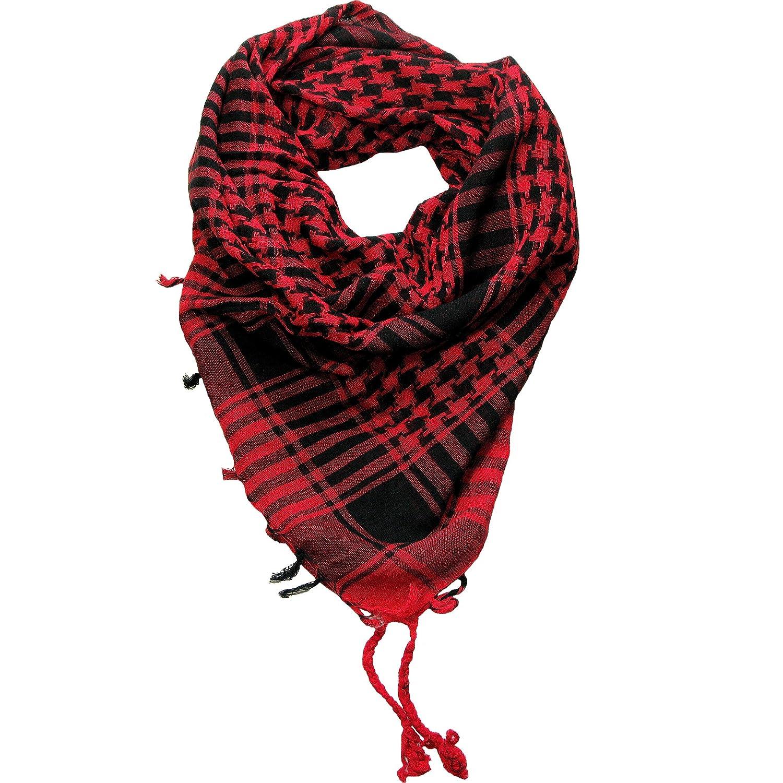 Lovarzi - El desierto rojo pañuelo - bufandas para hombres y mujeres con  estilo - bufandas 50d14fe3ad4