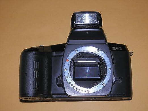 Pentax Z-10 analógico de cámara réflex - carcasa de aluminio ...