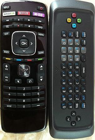 Nuevo Smart TV QWERTY Dual Side mando a distancia con teclado para xvt323sv XVT373SV xvt423sv xvt473sv