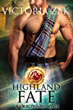 Highland Fate (Guardians of Scotland Book 3)