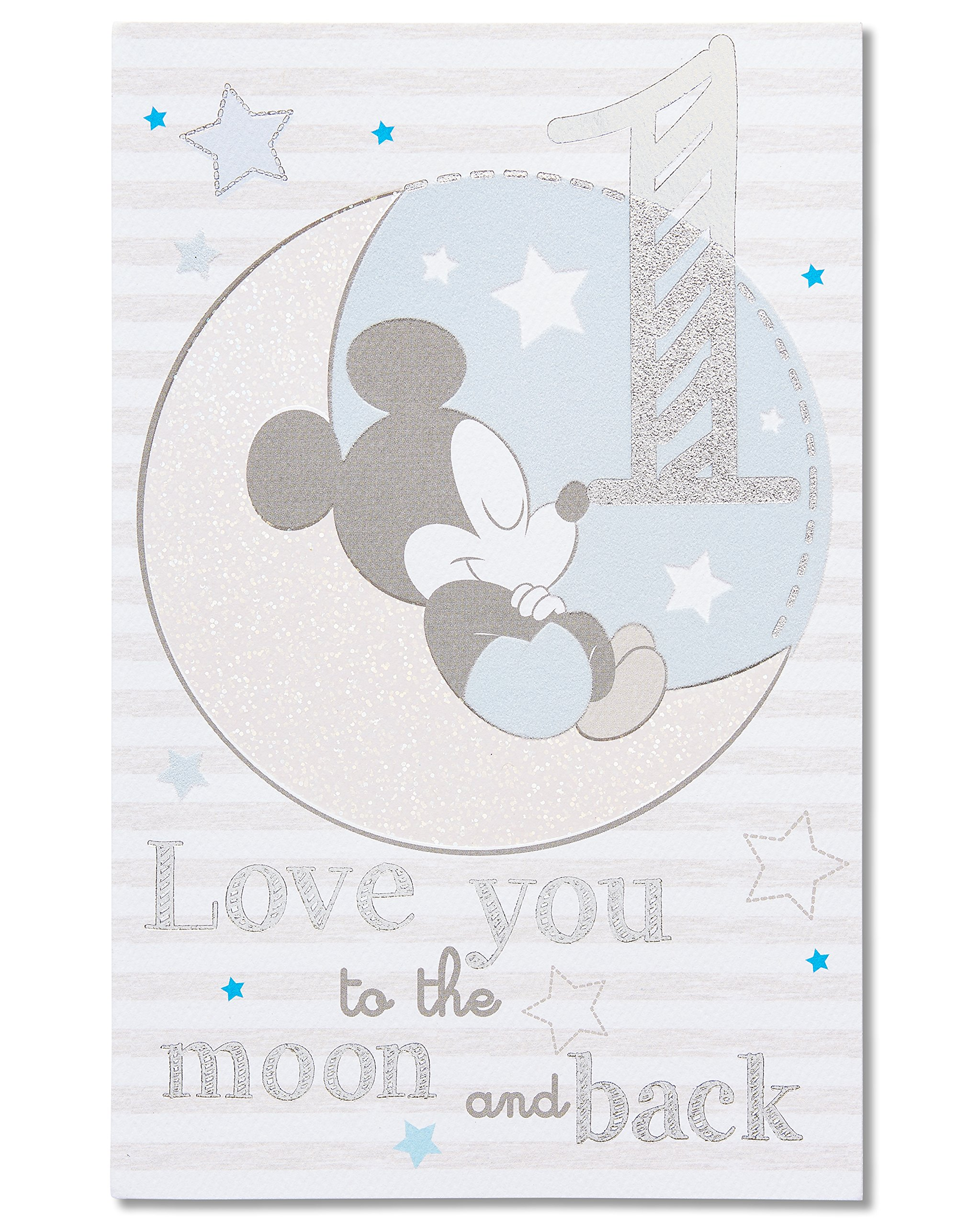 American Greetings 1st Birthday Card For Boy Mickey Mouse Buy Online In Bermuda American Greetings Products In Bermuda See Prices Reviews And Free Delivery Over Bd 70 Desertcart