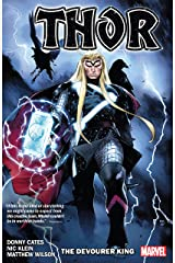 Thor by Donny Cates Vol. 1: The Devourer King (Thor (2020-)) Kindle Edition