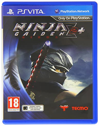 Ninja Gaiden: Sigma 2 Plus [Importación Inglesa]: Amazon.es ...