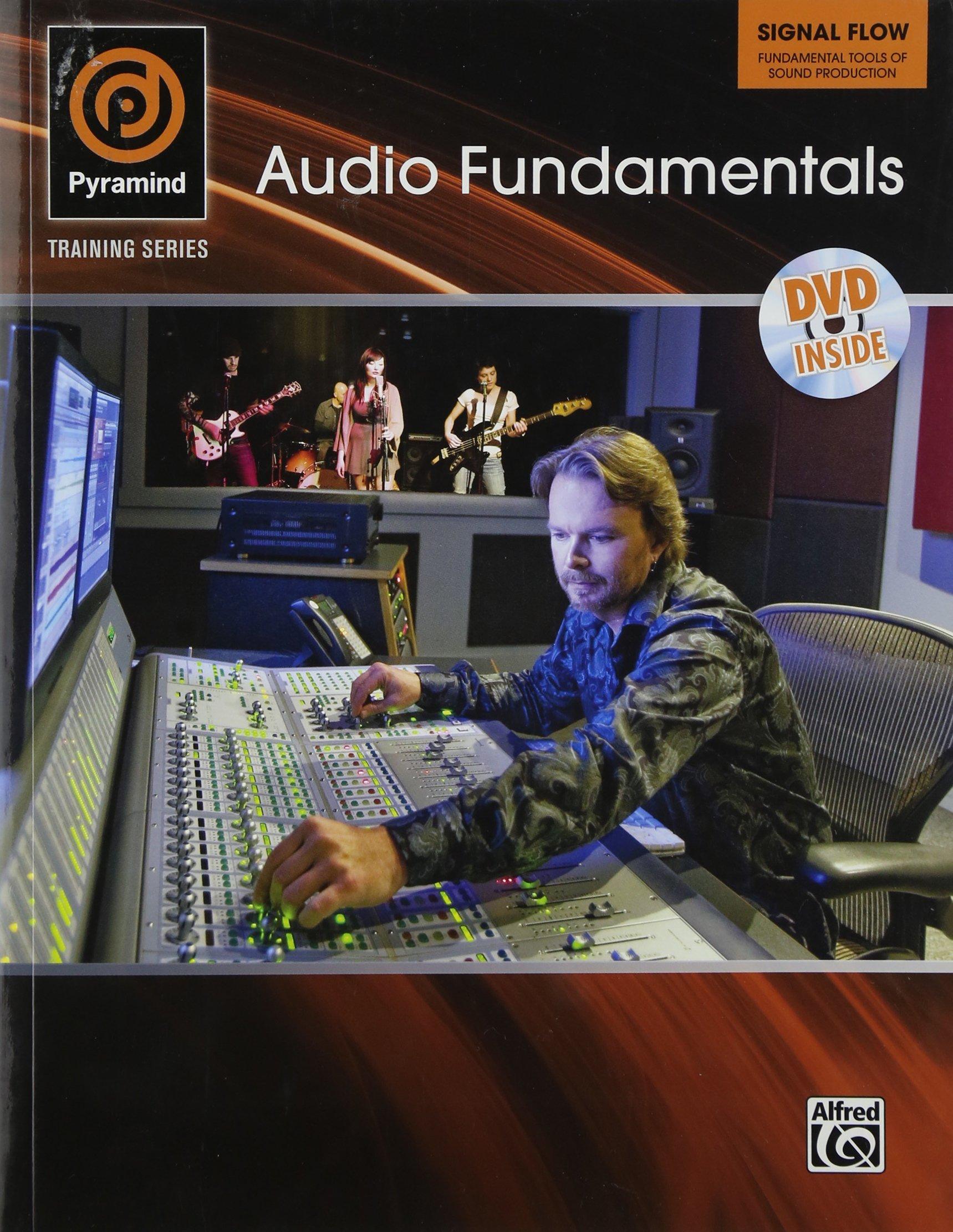 DVD : AUDIO FUNDAMENTALS - Audio Fundamentals (With Book)