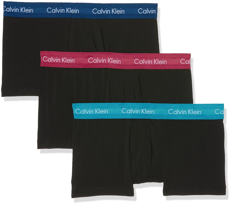 Calvin Klein Boxer Uomo (Pacco da 3) 0000U2664G