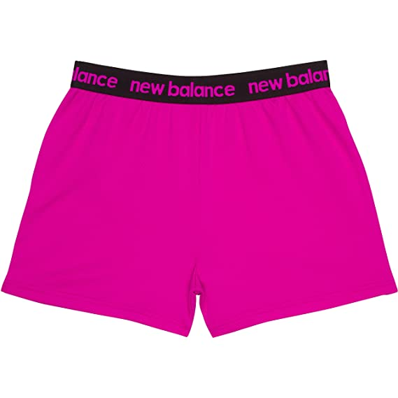 New Balance Girls Athletic Short