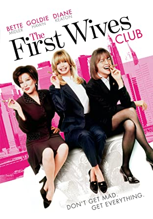 Amazon The First Wives Club Bette Midler Goldie Hawn Diane