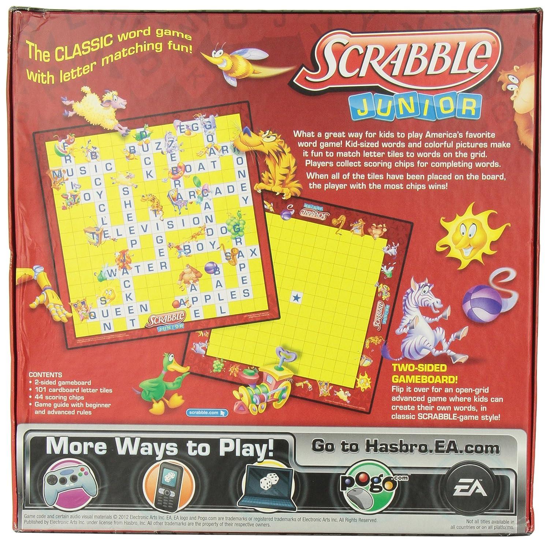 Scrabble Junior: Amazon.de: Spielzeug