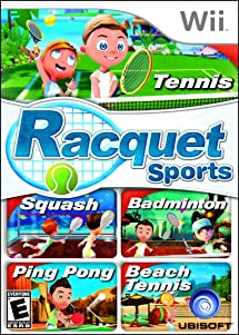 racquet sports wii