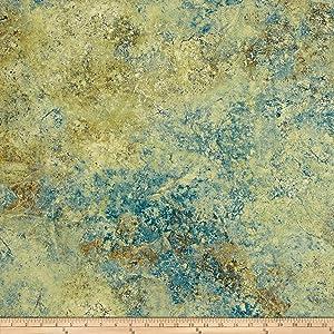 Northcott Stonehenge Gradations Basics Blender Robins Egg Quilt Fabric By The Yard, Robins Egg