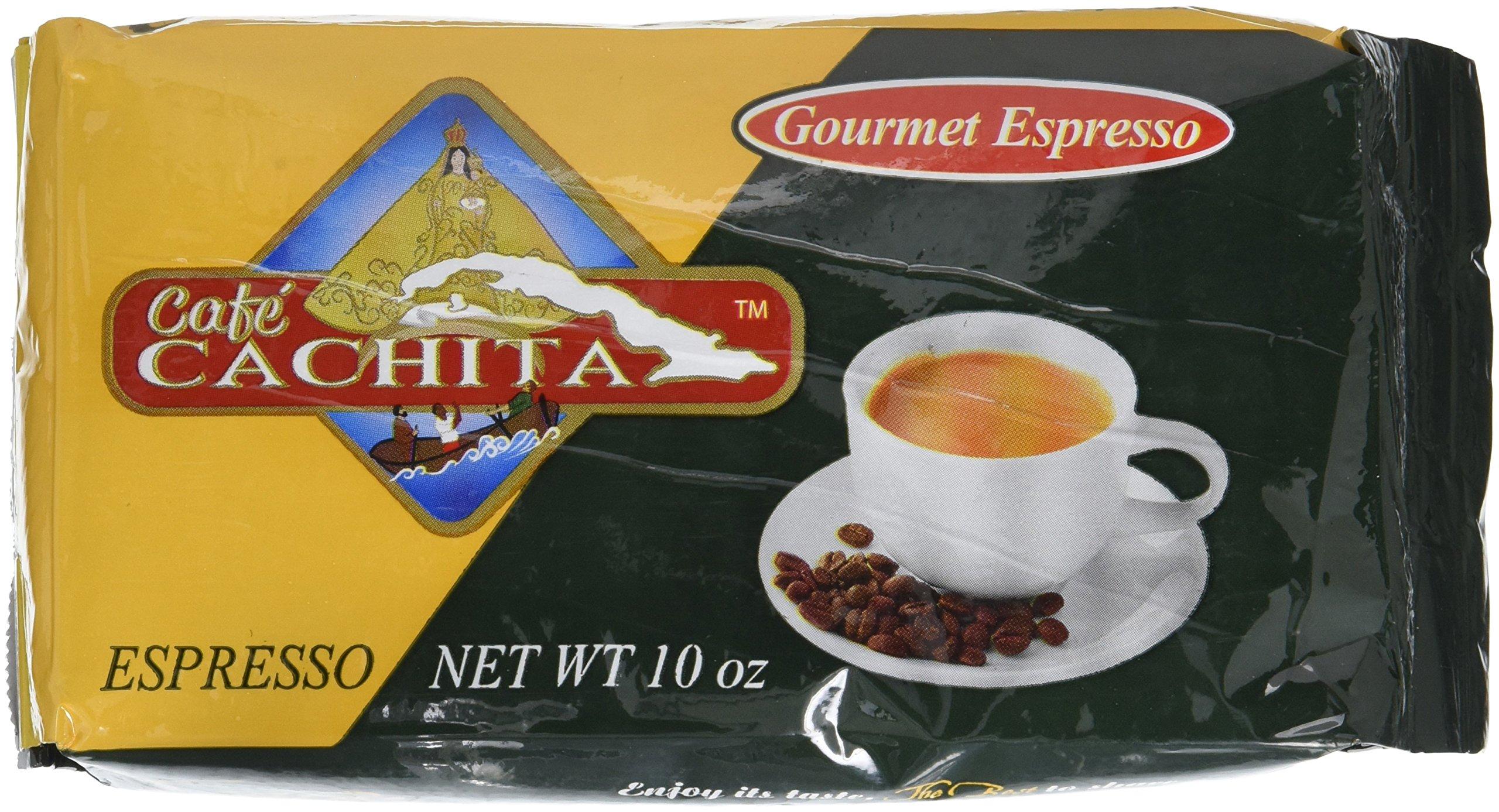 Cafe Cachita Gourmet Espresso 8.8 oz