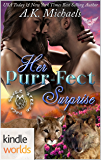 Paranormal Dating Agency: Her Purr-Fect Surprise (Kindle Worlds Novella) (Silver Streak Pack Book 1)