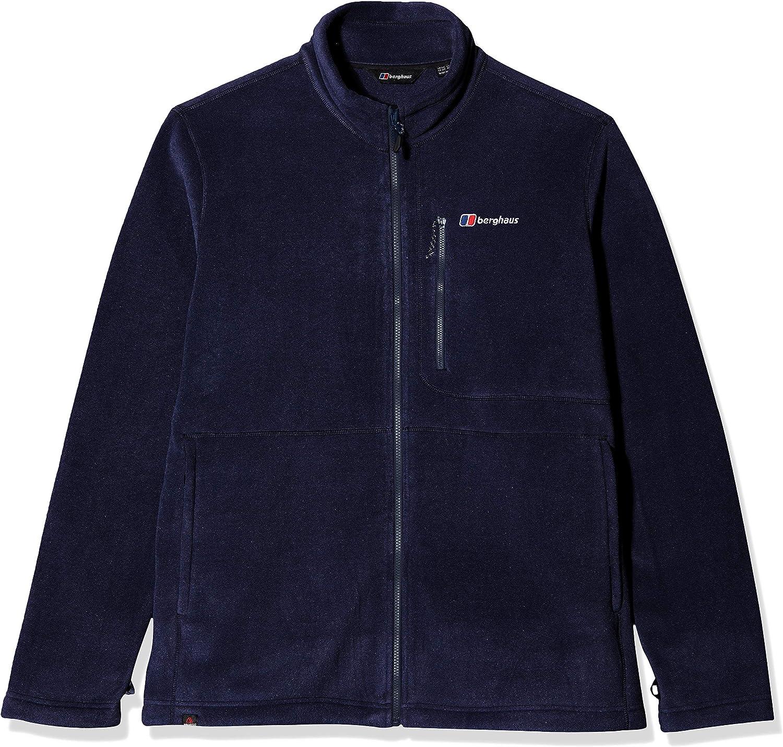 berghaus Mens Activity Polartec Interactive Fleece Jacket