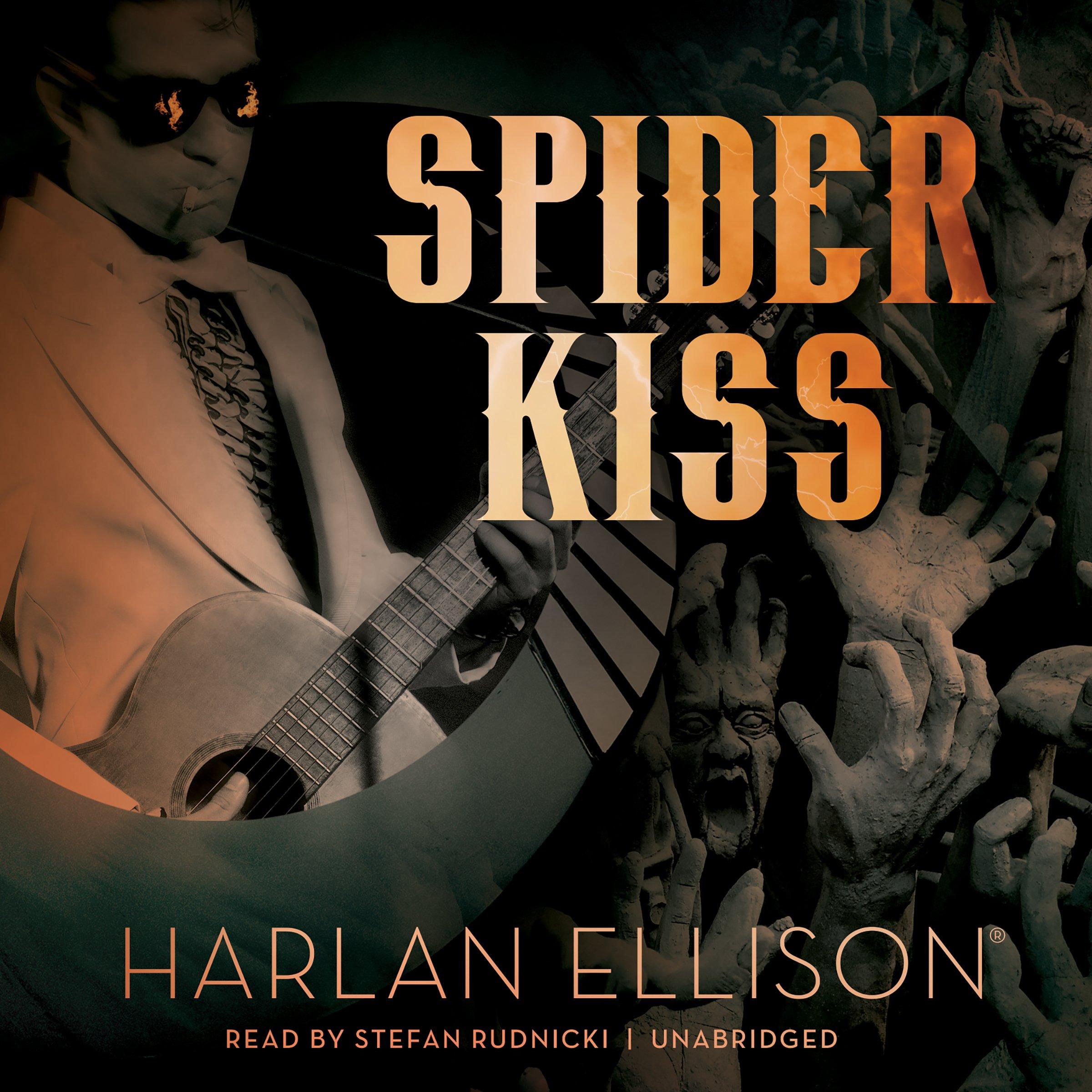 spider kiss ellison harlan