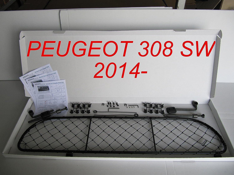 Trennnetz Trenngitter Hundenetz Hundegitter Ergotech RDA65-XS