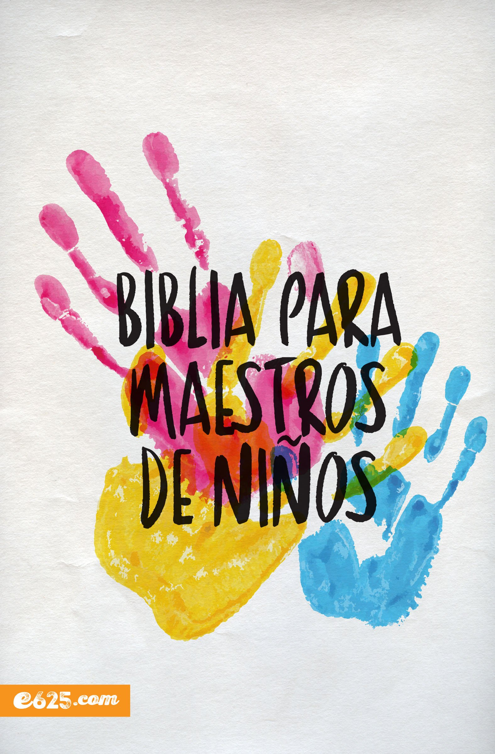 Biblia para maestros de niños (Spanish Edition): E625: 9781946707024: Amazon.com: Books