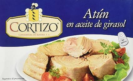 Cortizo Atún Listado En Aceite De Girasol - 220 g