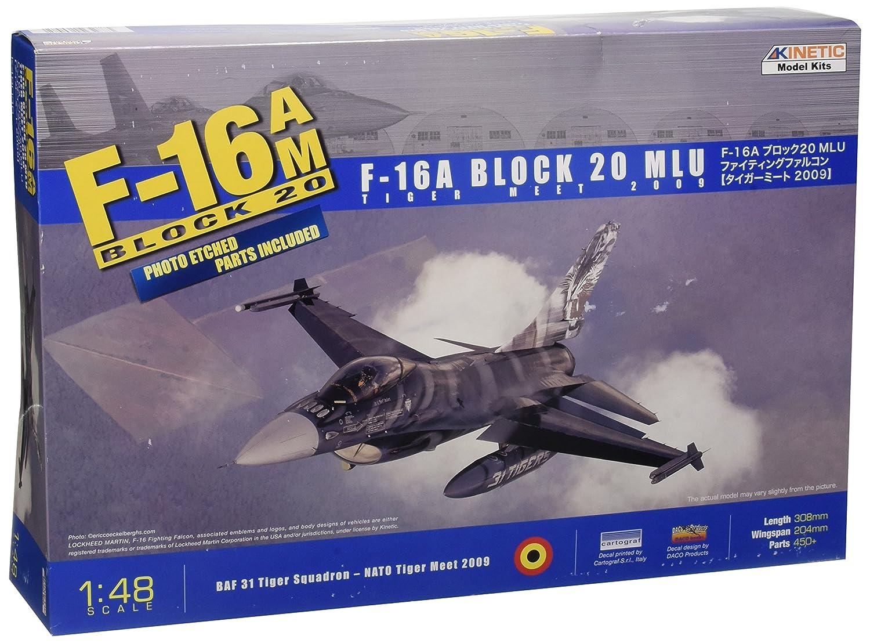 Kinetic K48036 - F-16A Tiget Meet 2009 Flugzeug