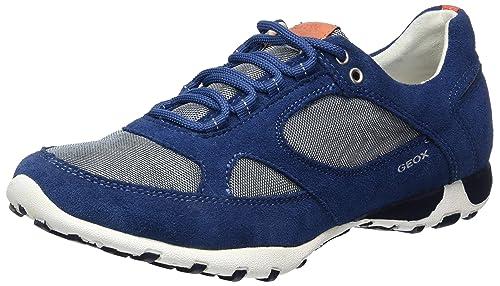Geox D Freccia A, Zapatillas para Mujer: Amazon.es: Zapatos y complementos