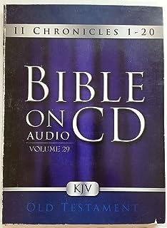 Bible On Audio CD: I Kings 1-10 (Volume 23): God: Amazon com