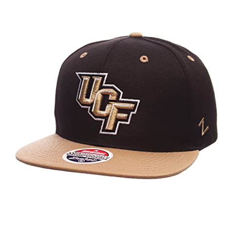 c537a4fa2a9016 ... uk zephyr mens central florida ucf knights z11 zwool hat black adj  29955 fc6eb