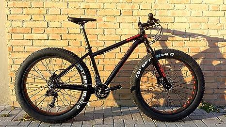 Parkpre Bicycles-Sram Mtb Bicicleta Parkpre Fat4You X5 Talla:17