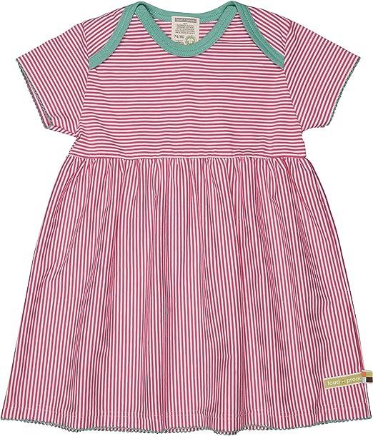 loud proud M/ädchen Kleid mit Druck Kinderkleid