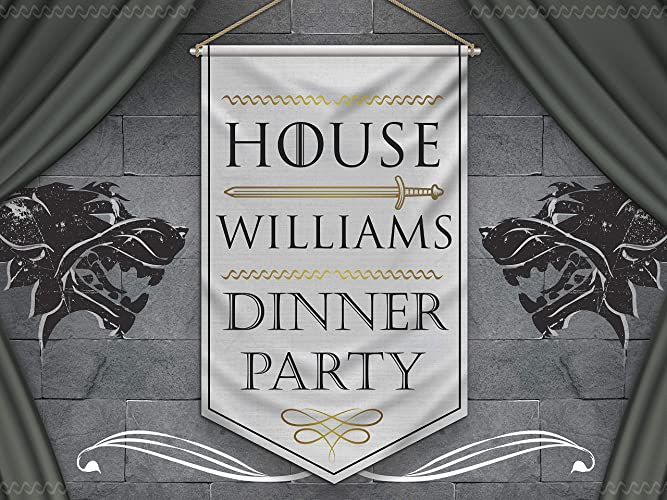 Amazon com: Medieval Dinner Party, House Party, Dinner Party