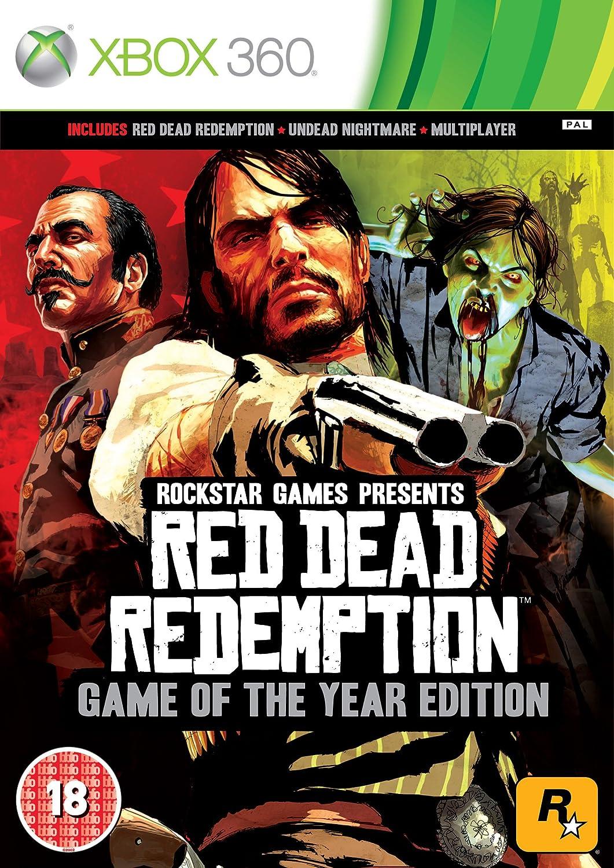 Take-Two Interactive Red Dead Redemption - Xbox 360, Acción / Aventura