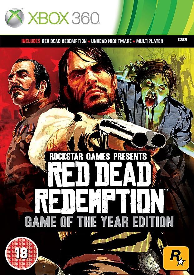 Take-Two Interactive Red Dead Redemption - Juego (Xbox 360, Xbox 360, Acción / Aventura, M (Maduro)): Amazon.es: Videojuegos